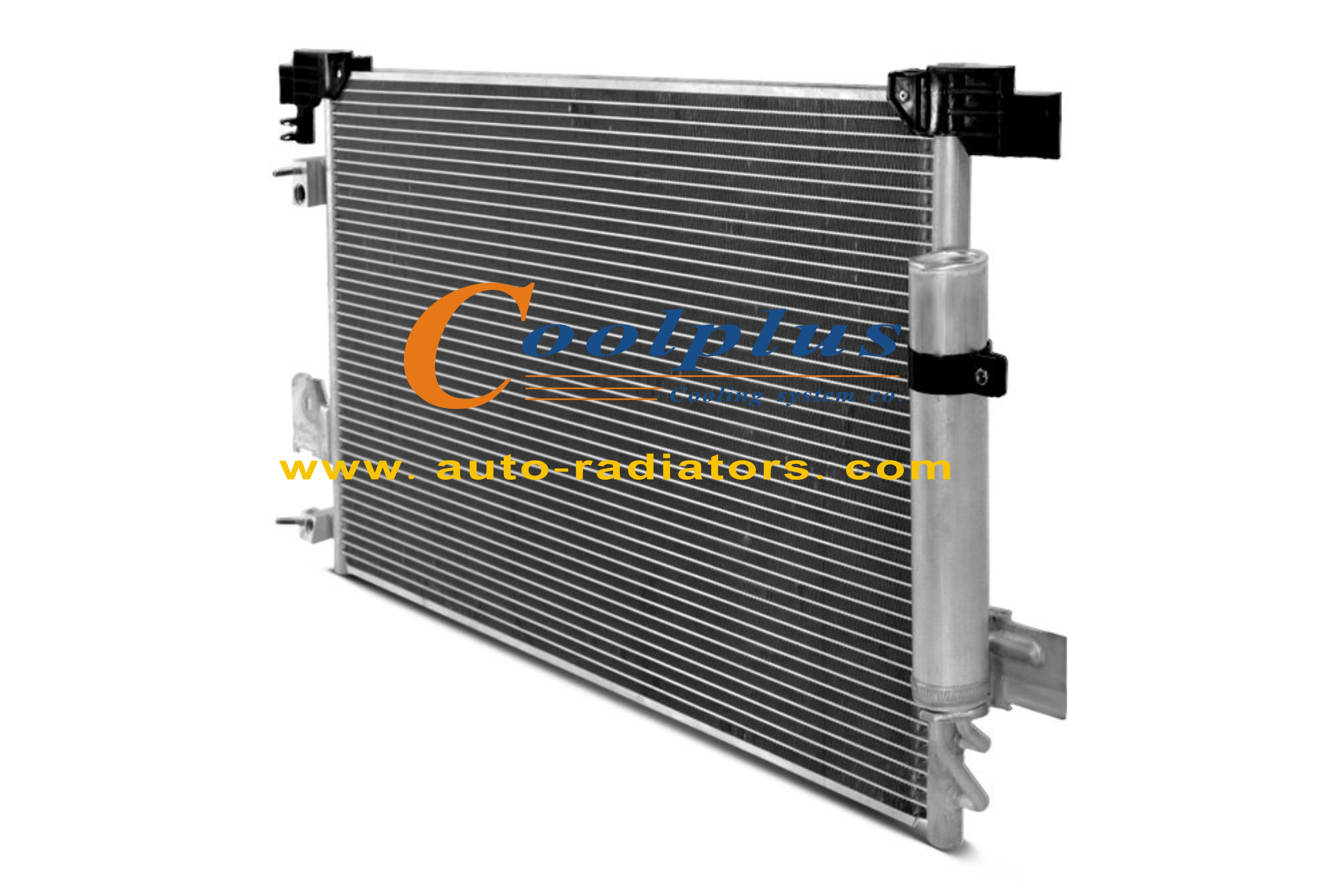 How To Install An Air Conditioner Condenser Auto Radiator